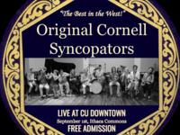 Original Cornell Syncopators: Live at CU Downtown