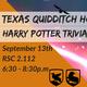 Ravenclaw/Hufflepuff Trivia Night