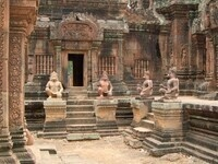 Center for Khmer Studies (CKS) and CU in Cambodia Info Session