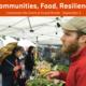 Communities, Food, Resilience Livestream Event