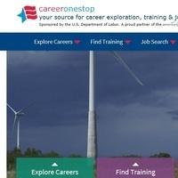 Workforce Websites: CareerOneStop