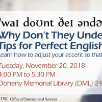 Why Don't They Understand Me? Tips for Perfect English Pronunciation