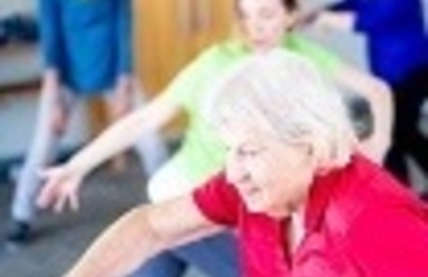 Healing Through Dance: For People with Cancer