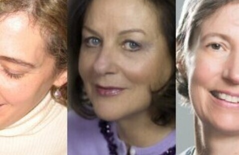 Poetry & Conversation: Joelle Biele, Ann Bracken, & Ann Quinn