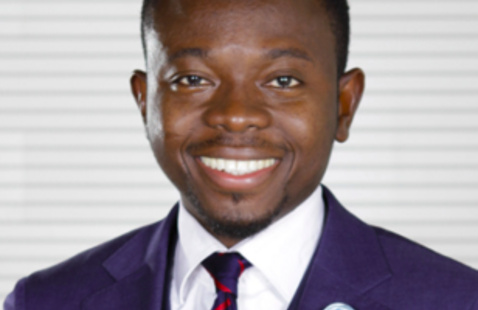 Dinner with World Changers Series Featuring: Adebayo Alonge from RxAll
