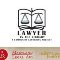Lawyer in the Library