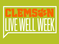 Clemson Live Well Week: Health Fair