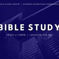International Student Ministry Bible Study