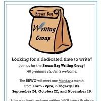 Brown Bag Writing Group