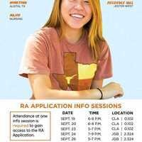 Resident Assistant Info Session
