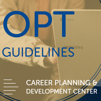 Optional Practical Training (OPT) Guidelines