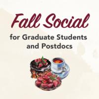Graduate Student Social