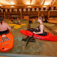 Kayak Roll Sessions