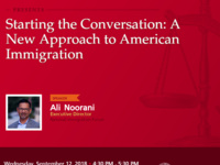 Berger International Speaker Series Lecture