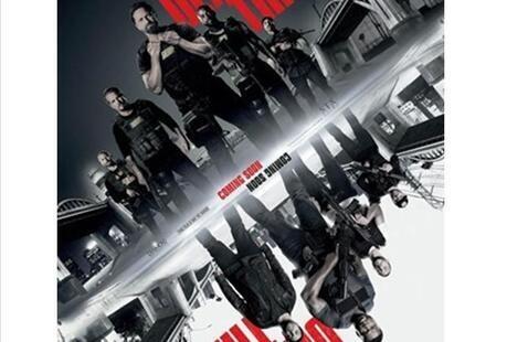 Monday Movie: Den of Thieves
