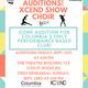XCEND Show Choir Auditions