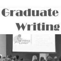 Graduate Student Writing Skills