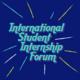International Student Internship Forum