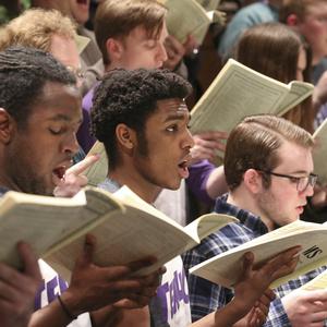 Choral Evensong: BGSU University Choral Society