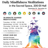 Daily Mindfulness Meditation