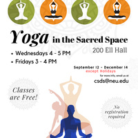 Yoga in the Sacred Space