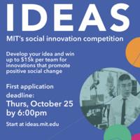 IDEAS Entry Deadline