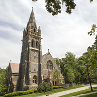 Weekly Sunday Mass 12:10 & 9:10 p.m. | Packer Memorial Church