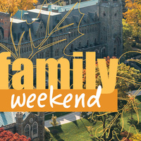 Welcome Center | Family Weekend