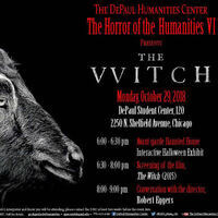 The Horror of the Humanities VI: The Witch