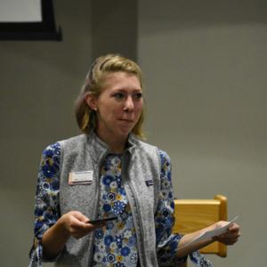 USG General Assembly -- Open Forum Speaker: Van Wright