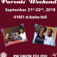 Parents' Weekend