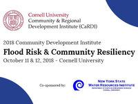 2018 Community Development Institute: Flood Risk & Community Resiliency