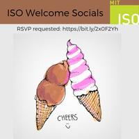 ISO Grad Welcome Ice Cream Socials