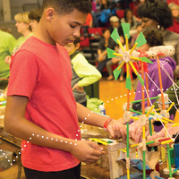 Chain Reaction Contraption Construction Help Sessions
