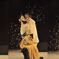 Facing Humanity: Masks of History and Culture, a Performance Demonstration