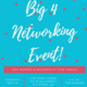 Big 4 Networking Event