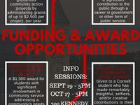 Public Service Center Funding & Awards Information Session