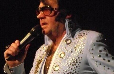 Mark Pitt's Tribute to Elvis