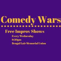 Comedy Wars: Free Improv Comedy!