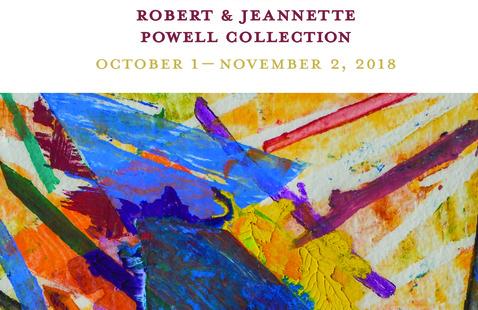 Golden Eye: Art from the Robert & Jeannette Powell Collection