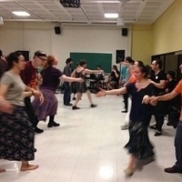 Halloween Contra Dance with live music!