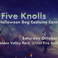Five Knolls Halloween Dog Costume Contest