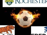 Women's Club Soccer Round Robin with RIT and Fredonia