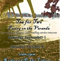 Tea for Two: Poetry on the Veranda