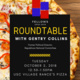 Fellows Roundtables with Gentry Collins