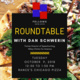 Fellows Roundtables with Dan Schwerin