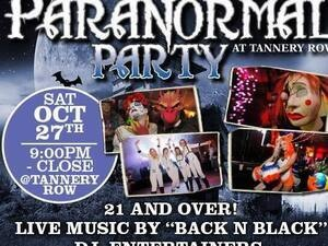 Paranormal Party