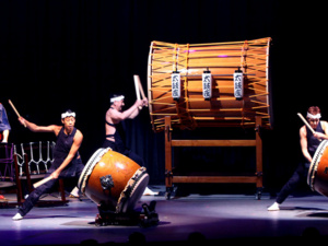 Pitt-TItusville: Taikoza's East Winds Ensemble