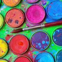 Halloween Paint Event