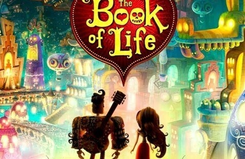 Free Family Flick: The Book of Life